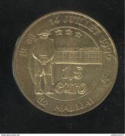 1,5 Euro De Malijai - 1er Au 14 Juillet - Euro Delle Città