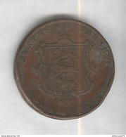 1/13 Shilling Jersey 1841 TTB+ - Jersey