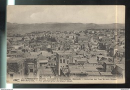 CPA Liban / Lebanon - Beyrouth / Beirut - Vue Générale Prise Du Grand Sérail - Circulée ? - Libano