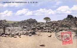Namibie / Belle Oblitération - 03 - Landschaft Bei Keetmanshoop - Namibie