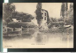 CPA La Roche Moussy - Circulée 1904 - Dos Non Divisé - France