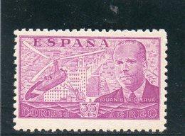 ESPAGNE 1941-50 ** - 1931-50 Neufs