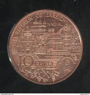 10 Euros Autriche Cuivre 2013 Wachau UNC - Autriche