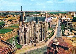 1 AK Spanien * Der Neogotische Bischofspalast Von Antoni Gaudí In Astorga - Provinz Leon * - Spanien