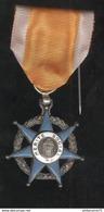 Médaille Mérite Social - Emaillée - Militaria
