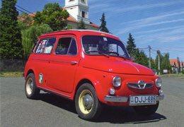 Steyr Puch 700C (1967) En Kemence 2015  -  CPM - Voitures De Tourisme