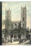 CPA Quebec - Montréal - Eglise De Notre Dame - Non Circulée - Montreal