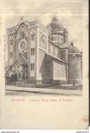 CPA Quebec - Montréal - L'Eglise Notre Dame De Lourdes - Non Circulée - Montreal