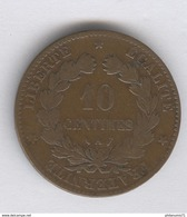 10 Centimes France 1885 A - TTB - France