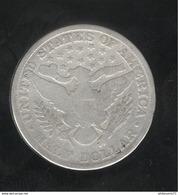 Half Dollar Etats Unis / United States 1900 - Émissions Fédérales