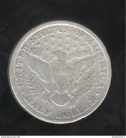 Half Dollar Etats Unis / United States 1898 - Émissions Fédérales