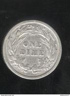 1 Dime Etats Unis / USA 1898 - 1892-1916: Barber