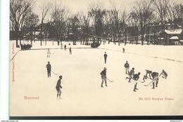CPA Quebec - Montréal - Mc Gill Hockey Team - Non Circulée - Montreal