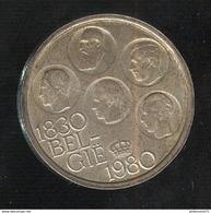 500 Francs Belgique 1980 - 150ème Anniversaire - Légendes En Flamand  - SUP - 1951-1993: Baudouin I