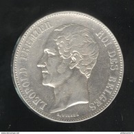 5 Francs Belgique 1851 - SUP - 1831-1865: Léopold I