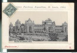 CPA Saint Louis - Louisiana Purchase Exposition 1904 - Palace Of Liberal Arts - Non Circulée - St Louis – Missouri