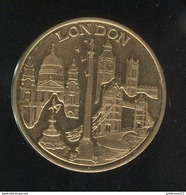 Jeton Touristique Londres / London - City Of London - Royaume-Uni