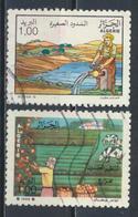 °°° ALGERIA ALGERIE - Y&T N°936/37 - 1988 °°° - Algeria (1962-...)