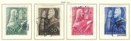 PORTUGAL, Commemoratives, AF 691-94 Yv 702-05, Used, F/VF, Cat. € 10 - 1910-... République