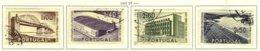 PORTUGAL, Commemoratives, AF 755-58 Yv 766-69, Used, F/VF, Cat. € 23 - Oblitérés