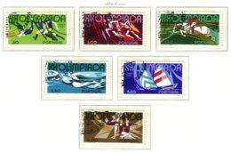 PORTUGAL, Commemoratives, AF 1158-63 Yv 1156-61, Used, F/VF, Cat. € 6 - 1910-... République
