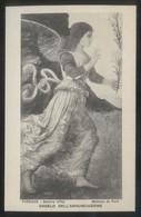 *Melozzo Da Forli - Angelo Dell'Annunciazione* Firenze, Galleria Uffuzi. Escrita. - Pintura & Cuadros