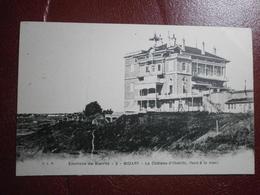 64 Bidart, Chateau D'Ilbaritz. Carte Inédite (4985) - Bidart