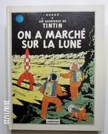 TINTIN On A Marché Sur La Lune  Pop Hop 1992 - Tintin