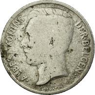 Monnaie, Belgique, 50 Centimes, 1910, TB, Argent, KM:71 - 1909-1934: Albert I