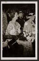 Postcard / ROYALTY / Belgique / België / Reine Astrid / Koningin Astrid / Bruxelles / Congrès De L'Enfance / 1935 - Personnages Célèbres