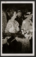 Postcard / ROYALTY / Belgique / België / Reine Astrid / Koningin Astrid / Bruxelles / Congrès De L'Enfance / 1935 - Beroemde Personen