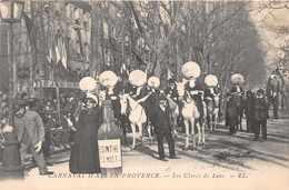 AIX En PROVENCE - Carnaval -  Les Cleres De Lune ( Bouteille Absinthe En Deco ) - Aix En Provence