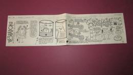 LES SHADOKS - ROUXEL / COUTURIER - DESSIN BANDE HUMOUR - 1970. - Vieux Papiers