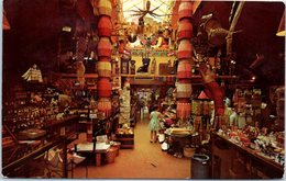 EKTachrome By Clifford B. Ellis - Interior View Of Ye Olde Curiosity Shop, Seattles World Famous  Timbres Kenedy - Seattle