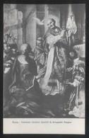 *Andrea Sachi - S. Gregorio Magno* Roma, Vaticano. Nueva. - Pintura & Cuadros
