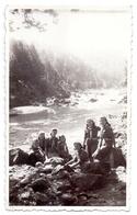Women Girl Scouts Scout KRIVAJA In Stipin Han Bosnia (before WW2 ??) Scouting Kingdom Yugoslavia - Scoutisme