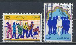 °°° ALGERIA ALGERIE - Y&T N°980/81 - 1990 °°° - Algeria (1962-...)