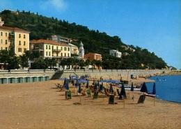 Imperia - Oneglia - La Spiaggia - Formato Grande Viaggiata – E 9 - Imperia