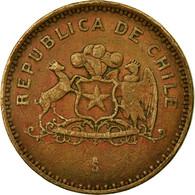 Monnaie, Chile, 100 Pesos, 1997, Santiago, TTB, Aluminum-Bronze, KM:226.2 - Chili