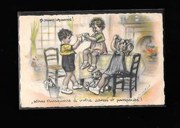 C.P.A. ILLUSTREE PAR GERMAINE BOURET.... - Bouret, Germaine