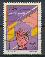 °°° ALGERIA ALGERIE - Y&T N°984 - 1990 °°° - Algeria (1962-...)