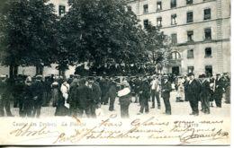 N°66649 -cpa Le Havre -caserne Des Douanes -la Musique- - Autres