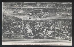 *Raffaello Sanzio - La Battaglia Di Constantino Contro Massen* Roma, Vaticano. Nueva. - Pintura & Cuadros