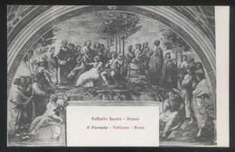 *Raffaello Sanzio - Il Parnaso* Roma, Vaticano. Nueva. - Pintura & Cuadros