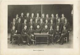 CLERMONT FERRAND - Collège Massillon Album Relié /année 1929/1930 , 24 Photos Originales Format 16x 23 - Clermont Ferrand