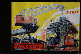 Catalogue En Néerlandais / Rivarossi - Catalogue  Revue  1959 En Néerlandais  / Catalogu De 27 De Pages, Forma 21x15 Cm9 - Livres Et Magazines
