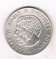 1 KRONA 1954  ZWEDEN /8062/ - Suède