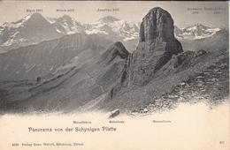 SCHYNIGEN PLATTE  Panorama - Autres