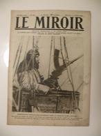 Le Miroir,la Guerre 1914-1918 - Journal N°221 - 17.2.1918- Général Leman, Le Char D'assaut Français - War 1914-18