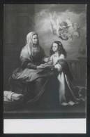 *Murillo - Santa Ana Dando Lección A La Virgen* Madrid, Museo Del Prado. Nueva. - Pintura & Cuadros